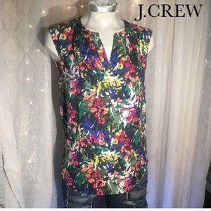 J.Crew silky top